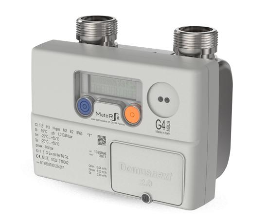 Lettura Contatore Gas Elettronico Meter Ardusat Org